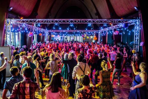 La Halle Swing - 18 Mai 2018