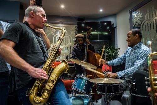 Jam Jazz #1 - Octobre 2017